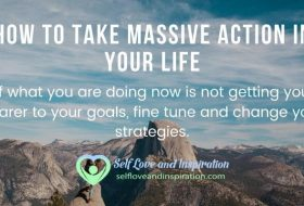 7 Steps To Take Massive Action in Your Life