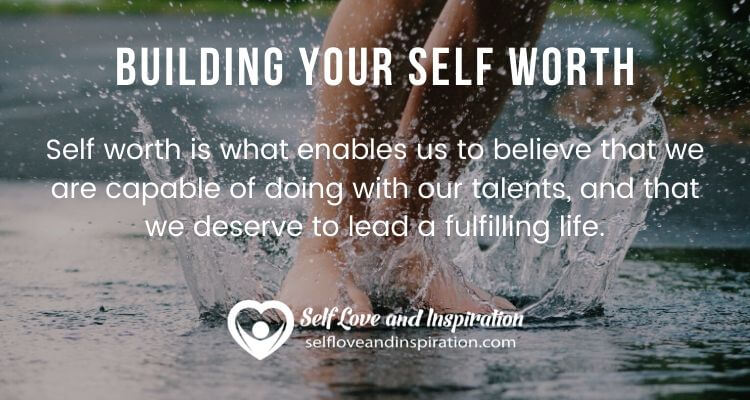 Building Your Self Worth