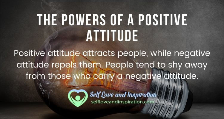 The Powers of a Positive Attitude