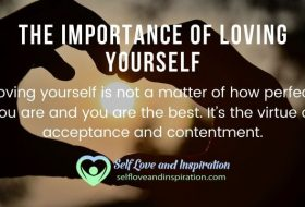 Self Improvement And Loving Yourself