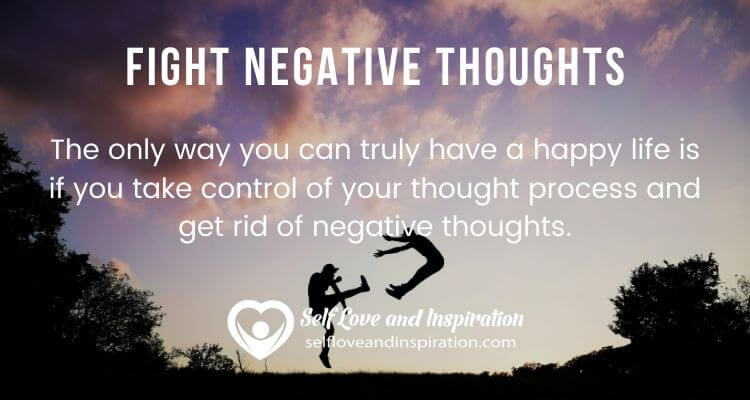 14 Steps to Fight Negative Thoughts