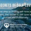 7 Secrets of Self-Love