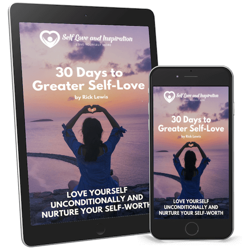 30 Days to Greater Self-Love Ebook