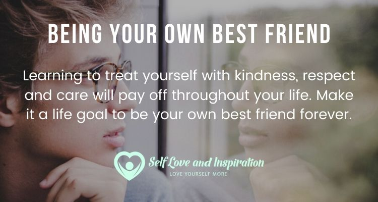 Strategies for Being Your Own Best Friend