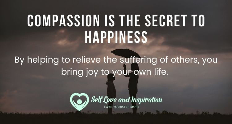 One of the Best-Kept Secrets to Happiness: Compassion