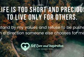 Life is Too Short and Precious
