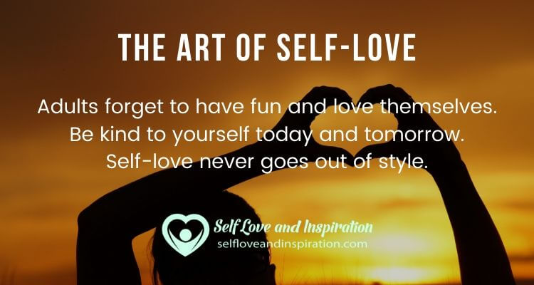 The Art of Self-Love