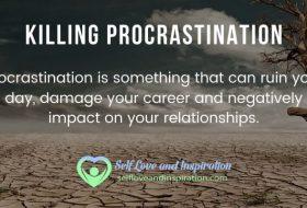 Tricks for Killing Procrastination