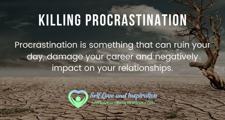 Top Tricks for Killing Procrastination