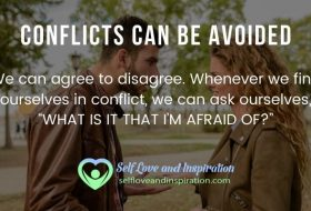 Acceptance and Conflicts