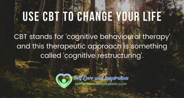 How to Use CBT to Change Your Life